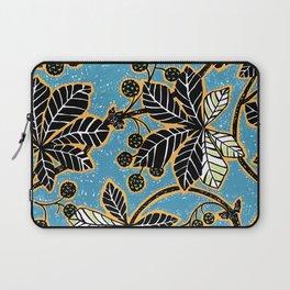 Chestnut Leaves Laptop Sleeve