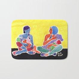 Breastfeeding Bosom Buddies Bath Mat