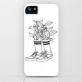 Where have all the flowers gone? iPhone Case
