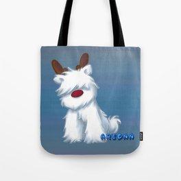 Little Mascot Tote Bag