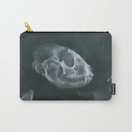 Racoon Skull Carry-All Pouch