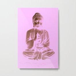 TheBouddhaSeries Metal Print