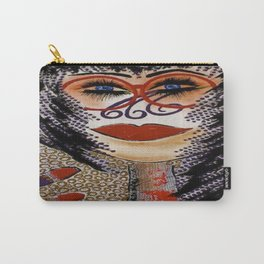 Miss Business ChiC tetkaART Carry-All Pouch