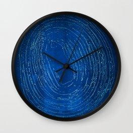 Like Lace II Wall Clock