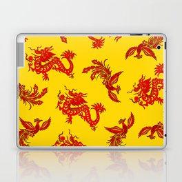 Phoenix Dragon Feng Shui Laptop & iPad Skin