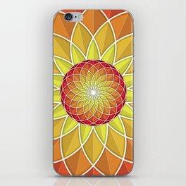 Sol Fire iPhone Skin