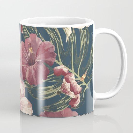 Flower pattern A Coffee Mug