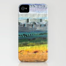 Peaches and Greens iPhone (4, 4s) Slim Case