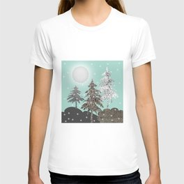 Christmas night 2 T-shirt