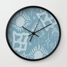 Bree Flash Sheet Wall Clock