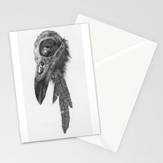 Corvus Stationery Cards