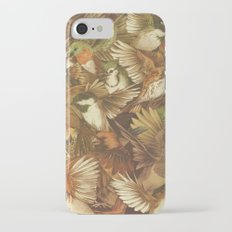 Red-Throated, Black-capped, Spotted, Barred Slim Case iPhone 7