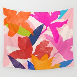 lily 16 Wall Tapestry