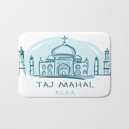 Agra 01 Bath Mat