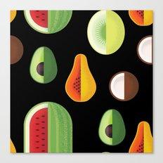 Fruity Canvas Print