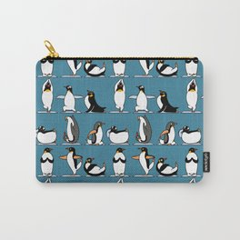 Penguin Yoga Carry-All Pouch