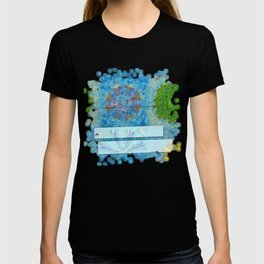 Paradoxism Being Flowers  ID:16165-073708-09691 T-shirt
