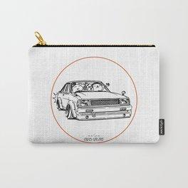 Crazy Car Art 0063 Carry-All Pouch