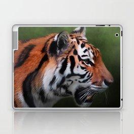 A Leader - Siberian Tiger Art Laptop & iPad Skin