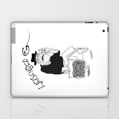 Fear and Loathing in Albuquerque (Breaking Bad) B&W Laptop & iPad Skin