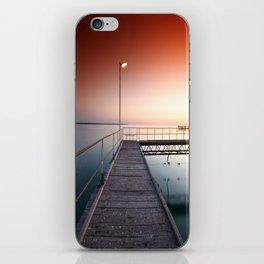 Summers Night iPhone Skin