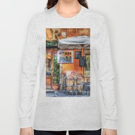 Al Fresco Dining Long Sleeve T-shirt