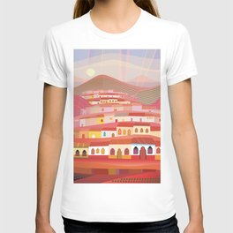 Afternoon in Guatemala T-shirt