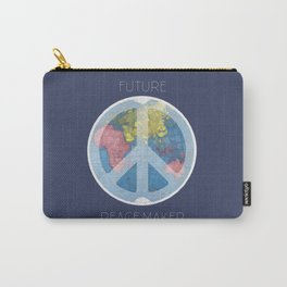 Future Peace Maker Carry-All Pouch