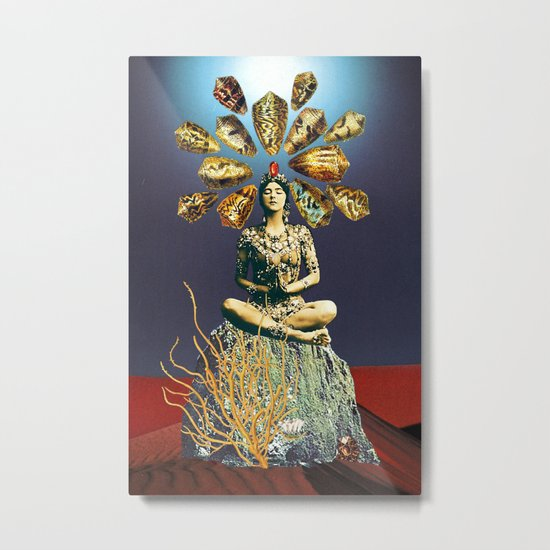 Fourth Jhana Metal Print