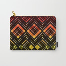TARTAN REVISTED - RED Carry-All Pouch