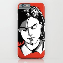 Matthew Gray Gubler iPhone Case