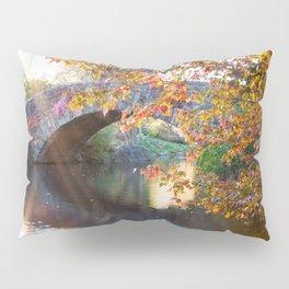 Central Park Morning Pillow Sham