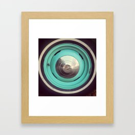 getting there Framed Art Print