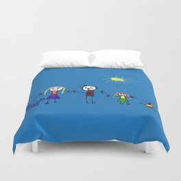 Family Duvet Cover