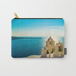 Church in Oia,Santorini Carry-All Pouch