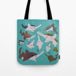 Sawfish Tote Bag