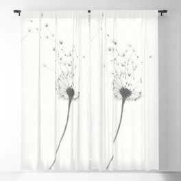 Dandelion Blackout Curtain