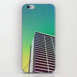 Ouest Palm iPhone Skin
