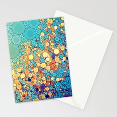 Sky and Leaves Stationery Cards