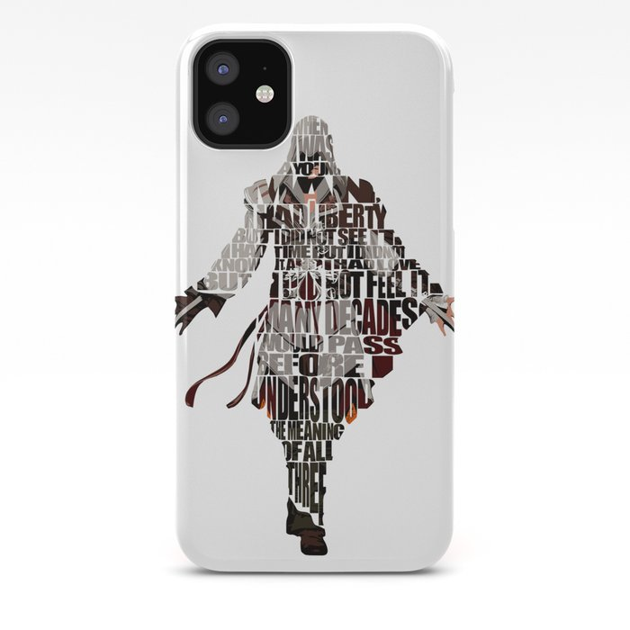 cover iphone 11 creed 2