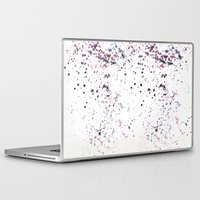 splatter Laptop & iPad Skins featuring splatter by Chelsea English