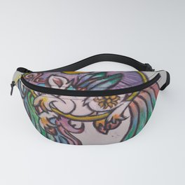 Dreaming casually  Fanny Pack