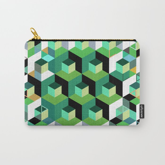 Cubicity Carry-All Pouch