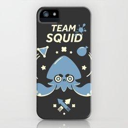 Splatoon: Team Squid iPhone Case