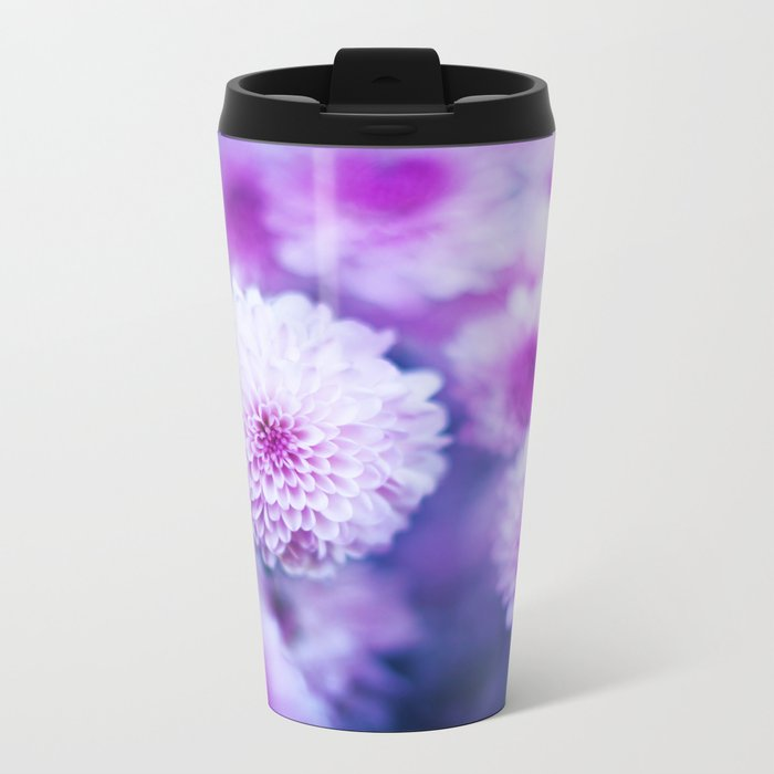 Lost in the Paradise Metal Travel Mug
