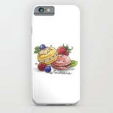 Macaroons iPhone 6s Slim Case