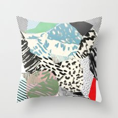 Switched on Throw Pillow