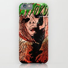 Mastodon Live in Berlin in Green and Red Slim Case iPhone 6s