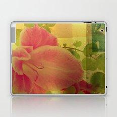 Flower Collage Laptop & iPad Skin