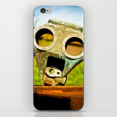 Billy Bot iPhone & iPod Skin